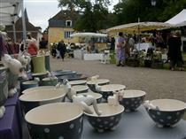 © APCP | Festival de céramique du Couvent de Treigny (89)